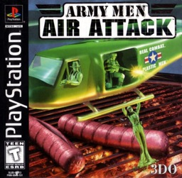 ARMY MEN: AIR ATTACK 1 + 2