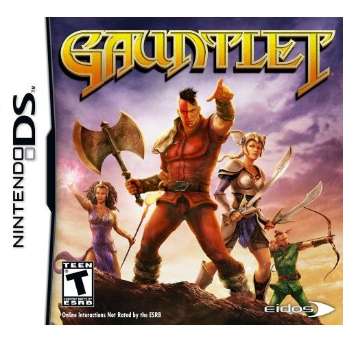 Gauntlet DS – Unreleased